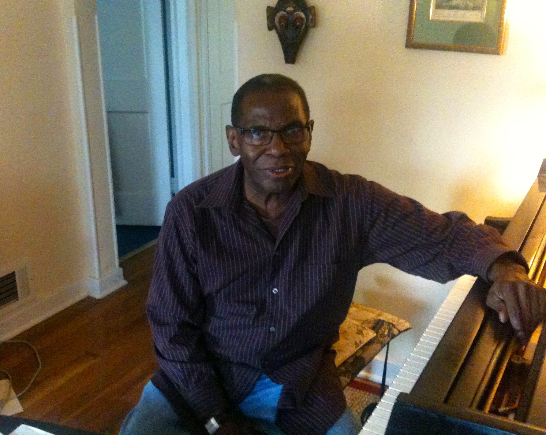 Interview with George Cables (Part 1) | DO THE M@TH