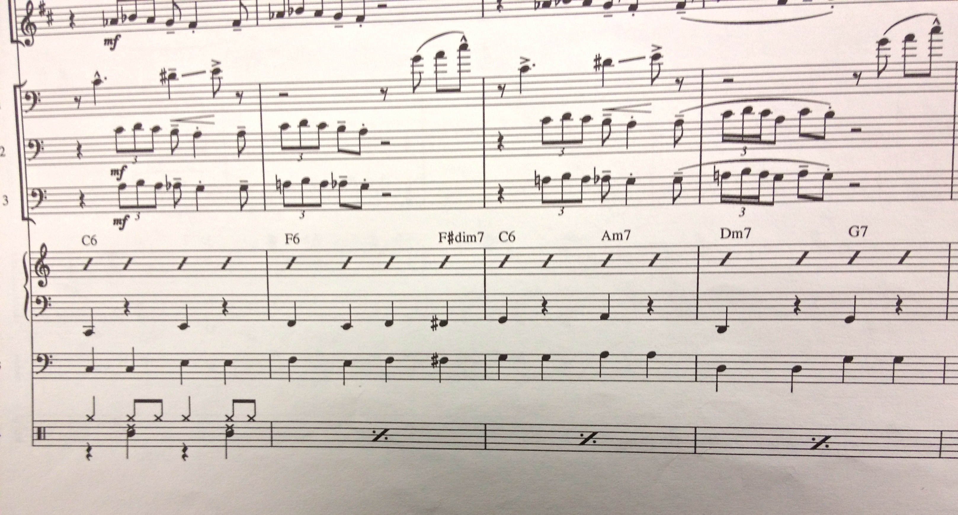 How would I start a narrative essay about learning to play the piano?