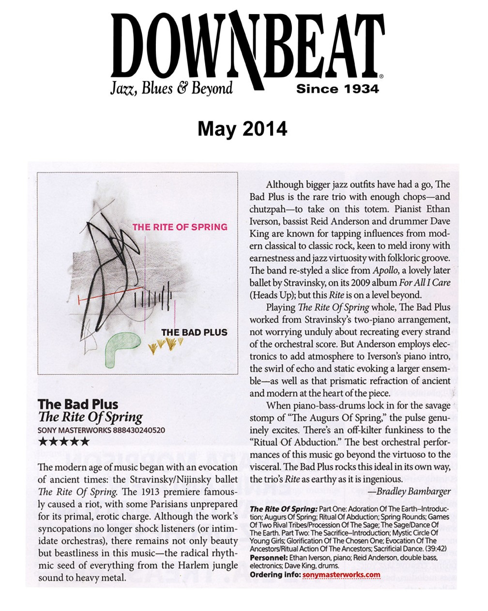 Downbeat.review.5.14