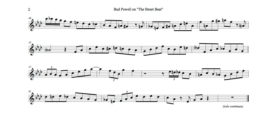 Street Beat 2