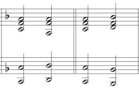 F example
