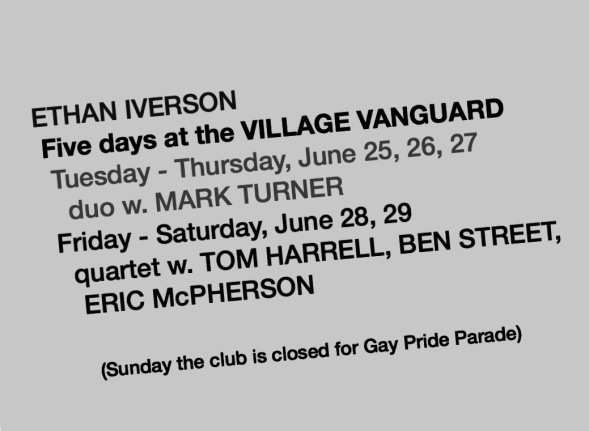 Vanguard june flyer