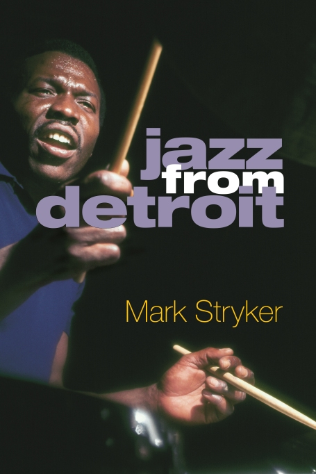 Jazz from Detroit cover